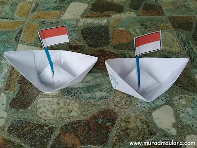 Perahu Kertas Indonesia