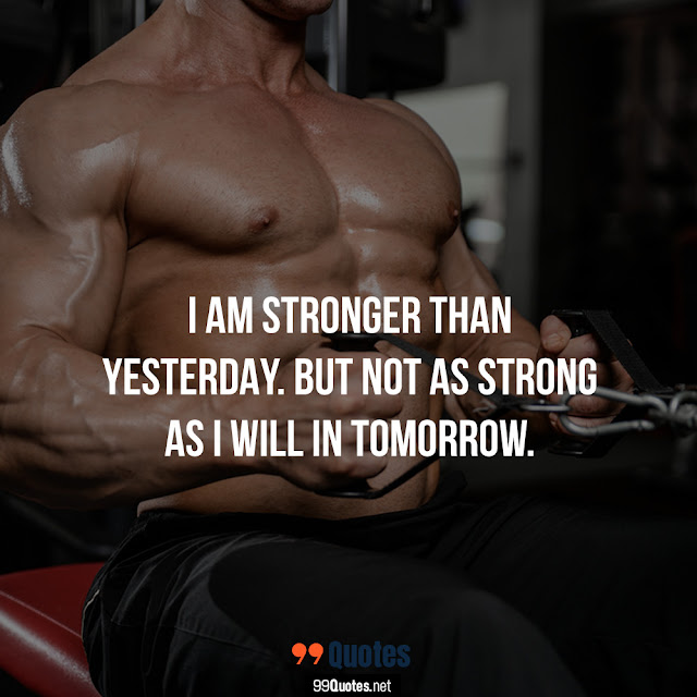 good workout quotes