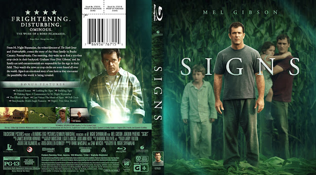 Signs Bluray Cover