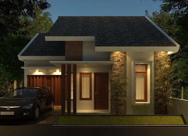 gambar rumah minimalis sangat sederhana sekali