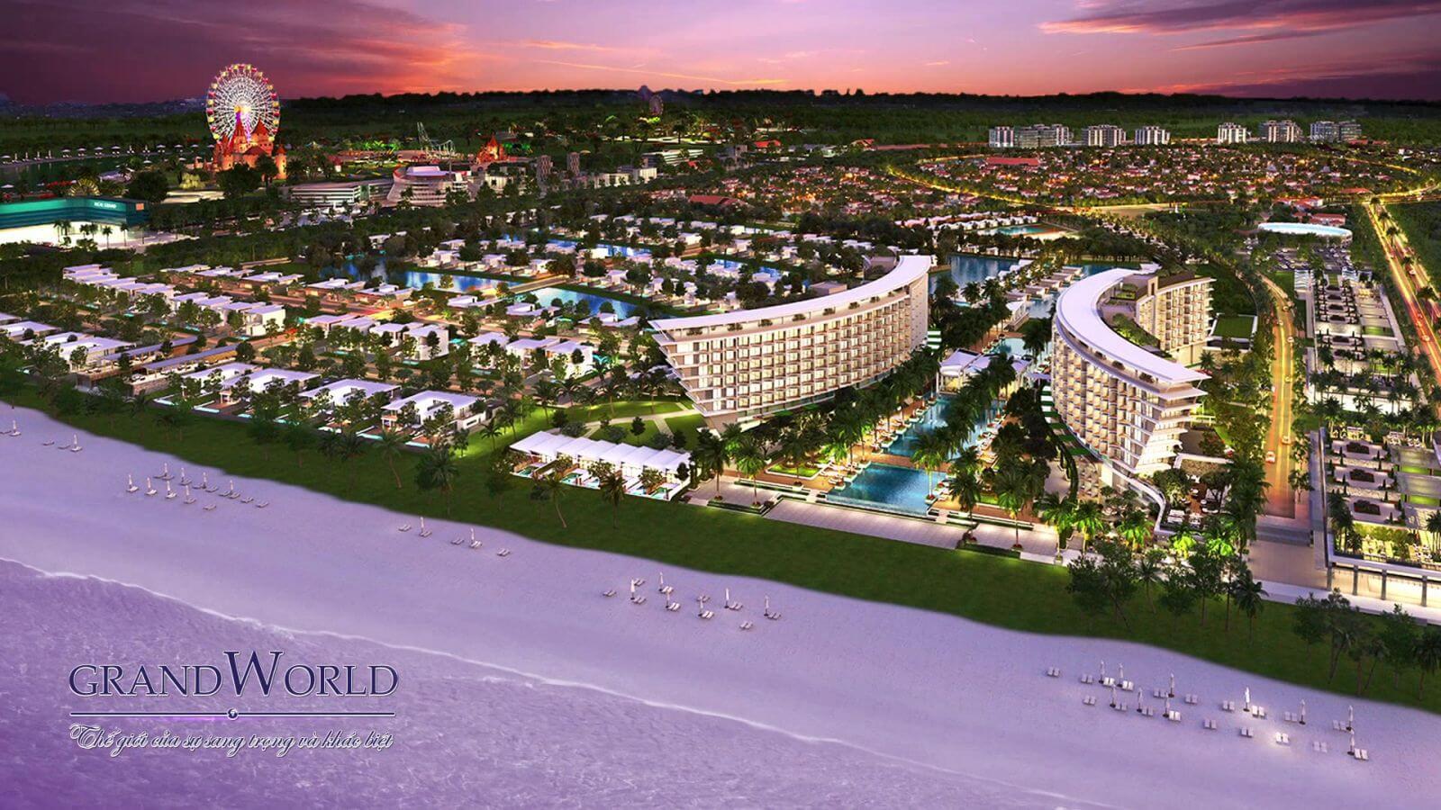 grand world phu quoc resort