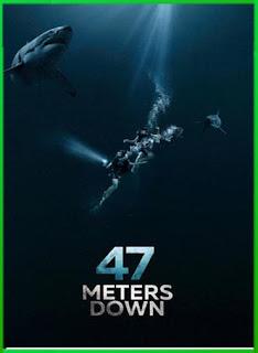 Terror a 47 Metros (2017) | DVDRip Latino HD GDrive 1 Link