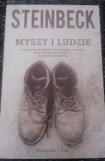 """""""Myszy i ludzie"""" John Steinbeck"""