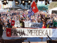 Didukung Negara-negara Pasifik, Gerakan Papua Merdeka Kian Lantang
