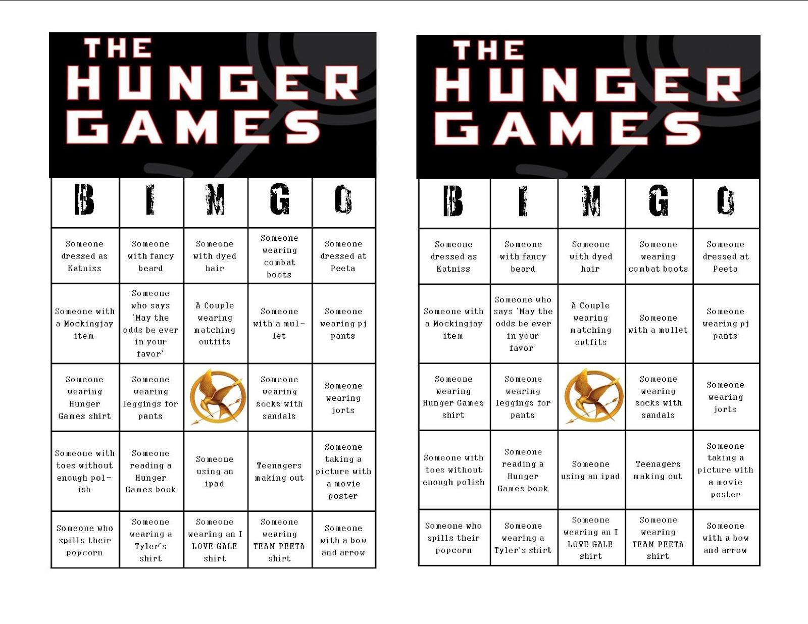 Lil Mop Top Hunger Games