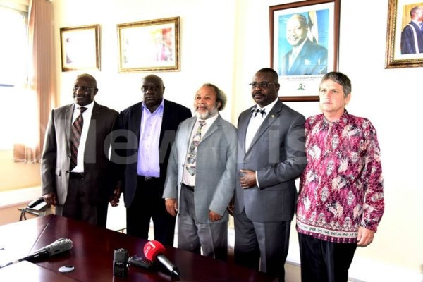 Parlemen Uganda Terima Petisi Penentuan Nasib Sendiri Papua