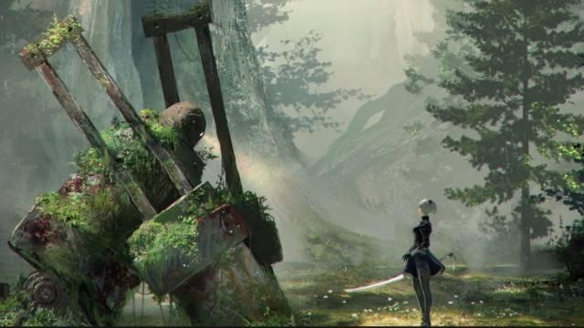 ▲ 左邊是森林王國前任國王的屍體,他的永遠長不大的兒子,是下文中的康得