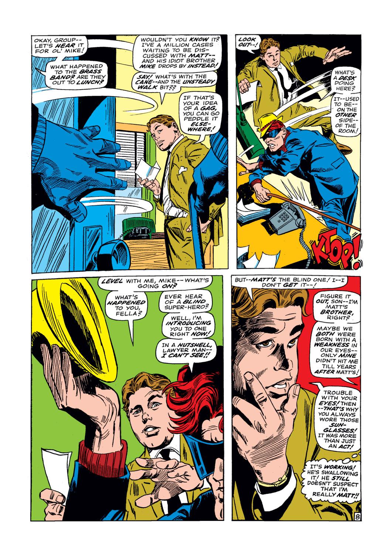 Daredevil (1964) 31 Page 8