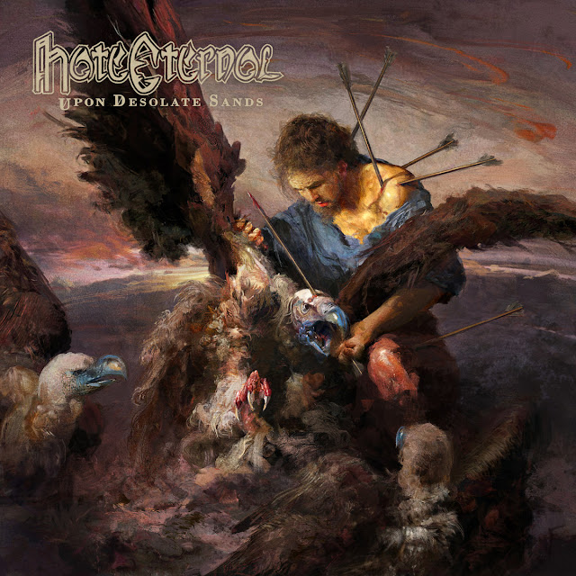 "Hate Eternal - ""Upon Desolate Sands"""