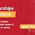 Türkiye Government Scholarships for UG & PG Studies 2019/2020