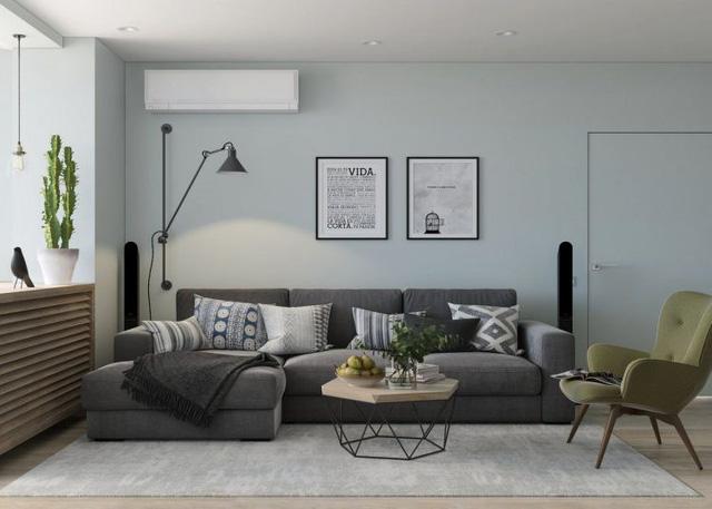 Thiết kế căn hộ 84m2 - Ảnh 3