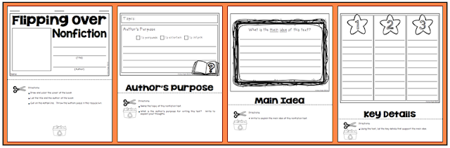 Creating readers and writers open ended flip books for Html flip book template