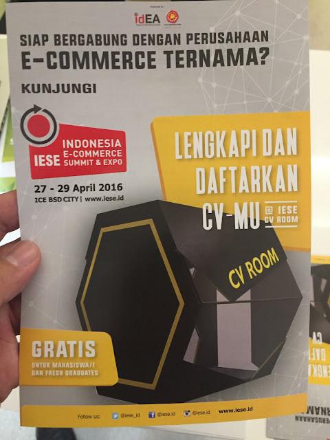 CV ROOM brochure