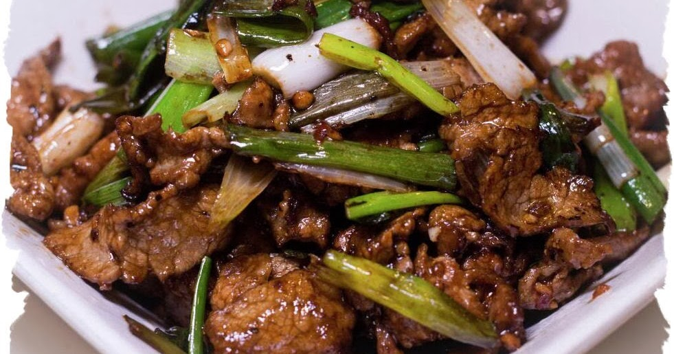 Mongolian Beef Recipe Easy Soy Sauce
