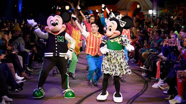 """Opening Ceremony® presentó su colección primavera 2018 y su colaboración con Disney inspirada en Mickey Mouse como """"True Original"""""""
