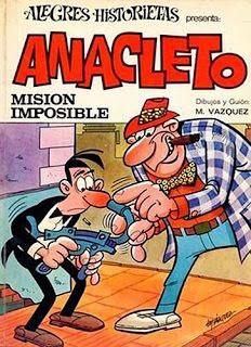 Anacleto, Alegres Historietas nº 13