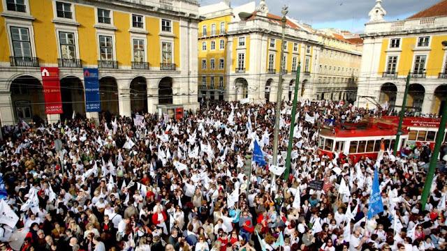 Portugal | Virtù – ou atirar dinheiro sobre a ética
