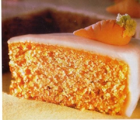 Resepi Kek Lobak Merah Kukus Sukatan Cawan Pasti Sedap
