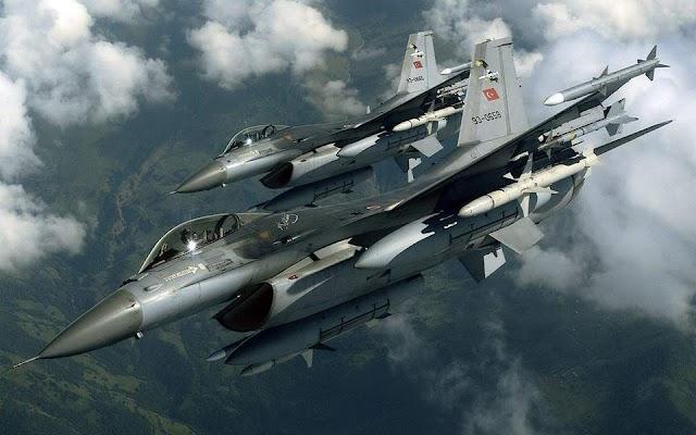 Έμειναν από καύσιμα οι τούρκοι πιλότοι-Οι αερομαχίες με απόστρατους και το περίεργο που έγινε στη Ρόδο