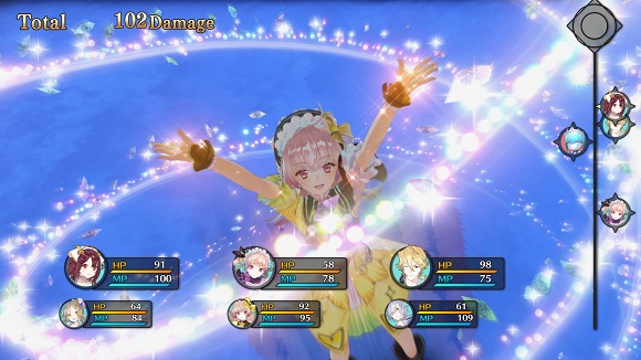 Atelier Lydie and Suelle The Alchemists and the Mysterious Paintings Repack PC Free Download Screenshot 1