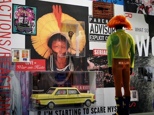 Walter van Beirendonck - Dream the World Awake - RMIT Melbourne 2013