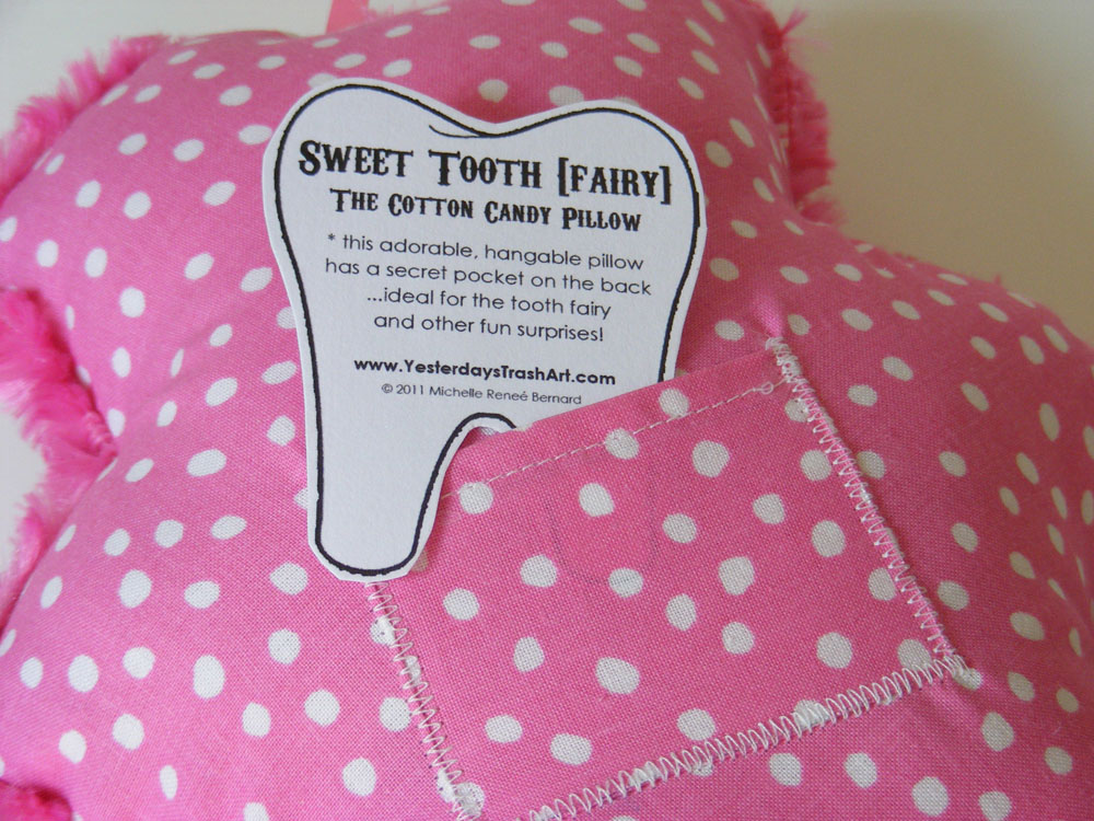 Cute Tooth Fairy Sayings