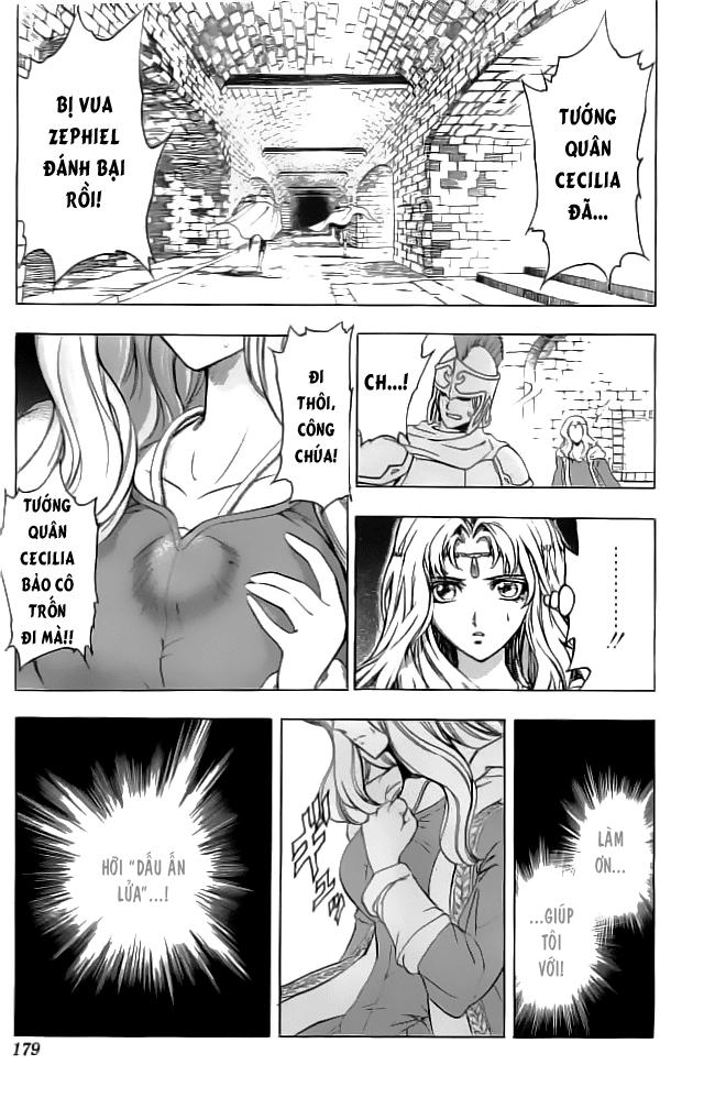 Fire Emblem - Hasha no Tsurugi chap 020 trang 39