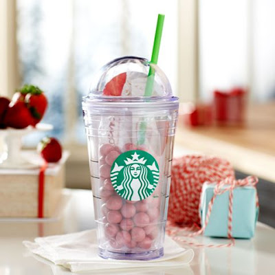 Starbucks Cold Cup Strawberry and Cream Bites
