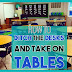 Why I love tables instead of desks in the elementary classroom