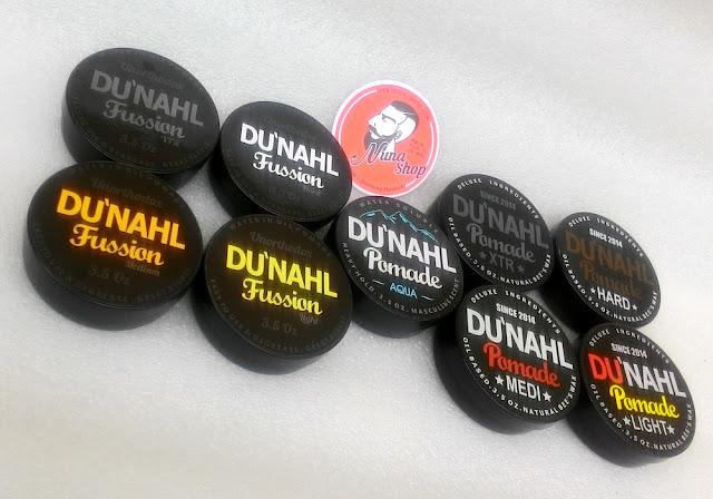 New Du'nahl Products Pomade