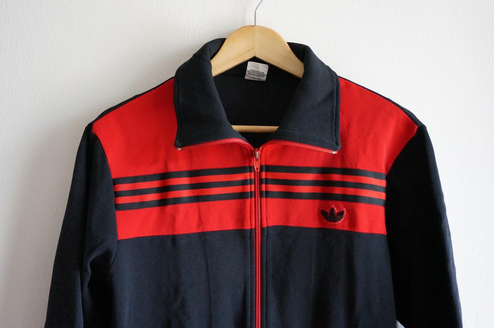 jaket adidas merah - photo #24