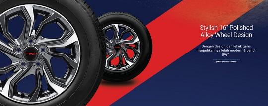 Lampu All New Yaris Trd Harga Second Grand Avanza 2015 Eksterior Toyota Rush Type G Dan Sportivo Baru ...