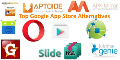 10 Alternatif Google Play Store Terbaik : Website dan Aplikasi
