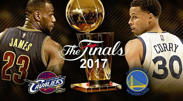 BALONCESTO (NBA 2016/2017) - Playoffs. Finales: Cavaliers 1-4 Warriors