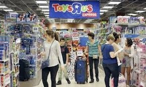 Toys 'R' Us files for bankruptcy protection in US and Canada
