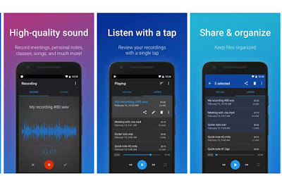 8 Aplikasi Perekam Suara Terbaik Yang Jernih Untuk Android