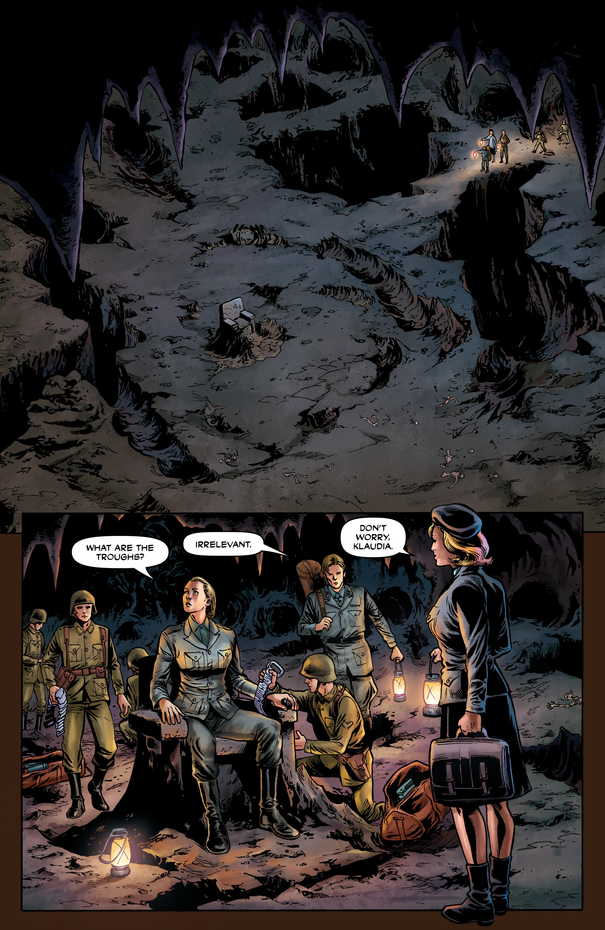 Read online Uber comic -  Issue #14 - 16