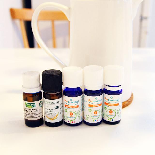 huiles essentielles rhume et toux