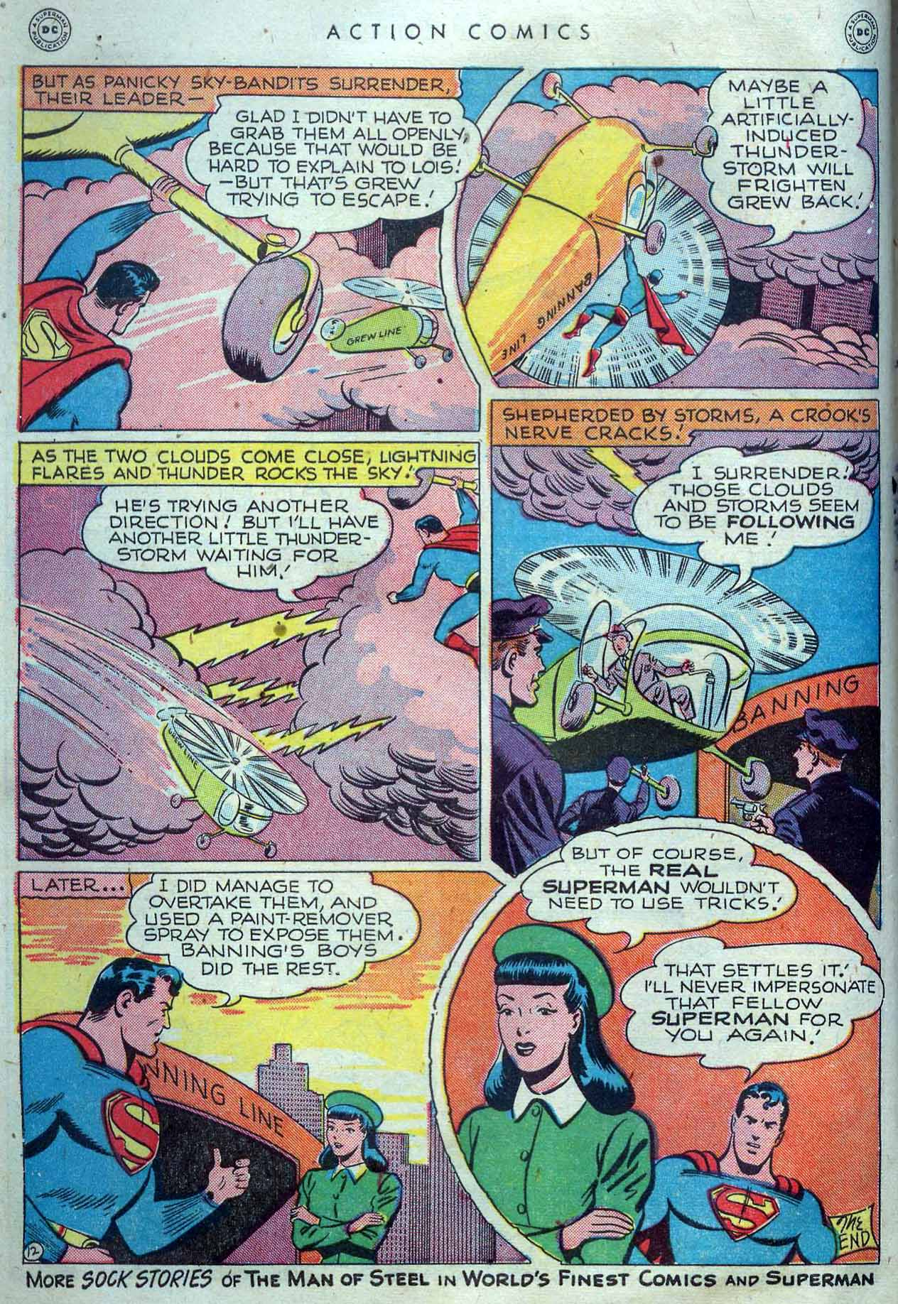Read online Action Comics (1938) comic -  Issue #119 - 14