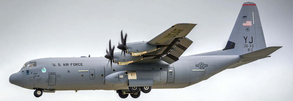 США закуповують 50 нових С-130J Super Hercules