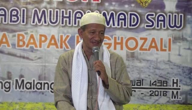 KH Agoes Ali Masyhuri: Kita Butuh Islam Ramah, Bukan Islam Marah