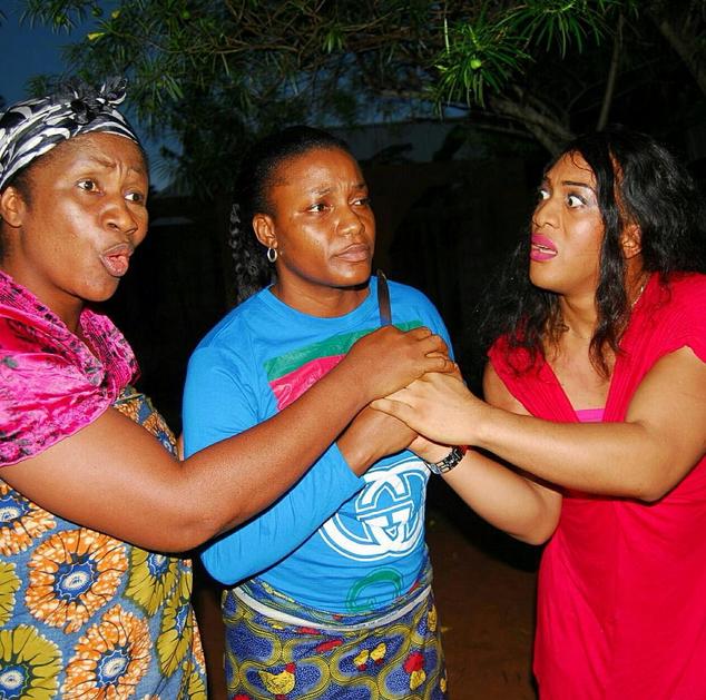 queen nwokoye movies