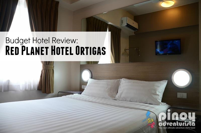 BUDGET HOTEL REVIEW: Red Planet Hotel Ortigas, Pasig City