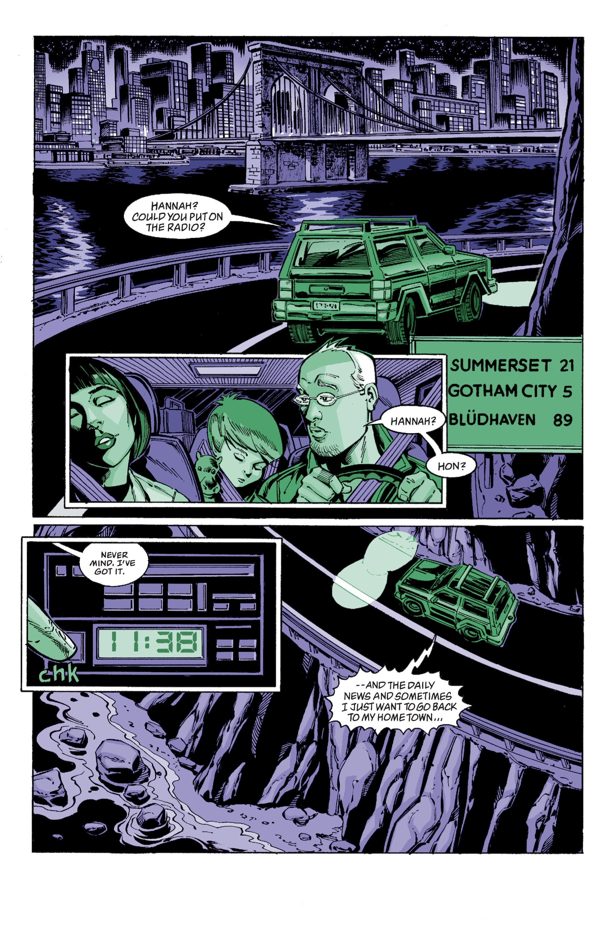 Detective Comics (1937) 757 Page 1