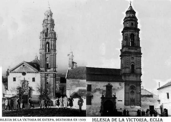Devociones de estepa la torre de la victoria y sus autores - Fotos estepa sevilla ...