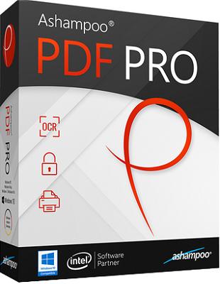 Ashampoo PDF Pro 1.1.0 poster box cover