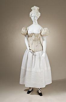 1830s In Western Fashion Protiva
