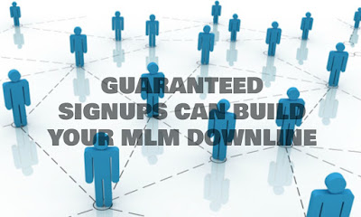 Guaranteed Signups Can Build Your MLM Downline, Guaranteed, Signups, Can, Build, Your, MLM, Downline, Blog, opportunity, Internet, Marketer