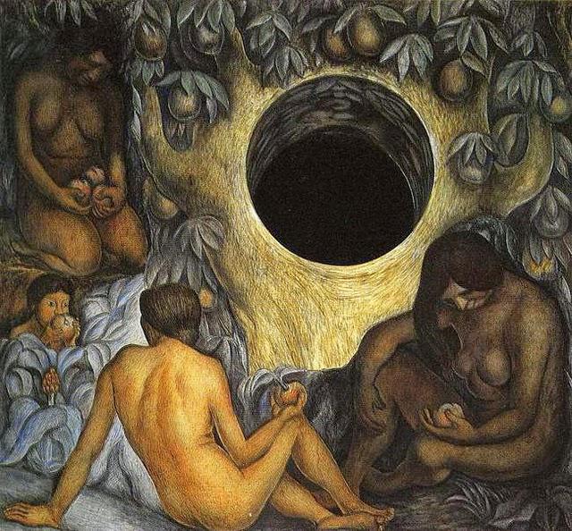 Terra Ambundante - Diego Rivera e suas principais pinturas ~ Muralismo mexicano