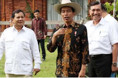 """""""Saat Jokowi Bukan Siapa-siapa Saja, Prabowo Tak Dapat Mengalahkannya"""" - Info Presiden Jokowi Dan Pemerintah"""
